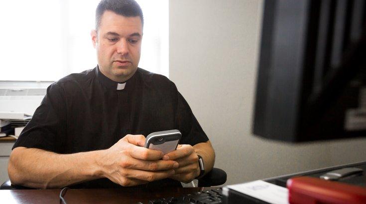 Carroll - Priests using Social Media