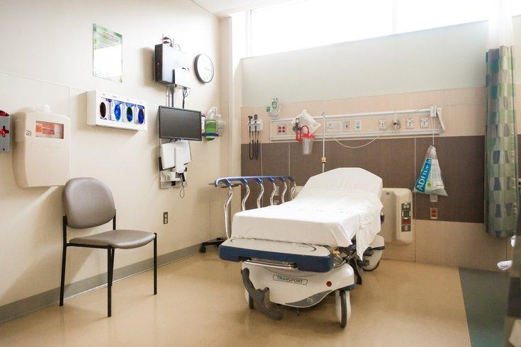 Stock_Carroll - Hospital ER Gurney