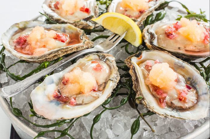 Ocean Prime celebrating National Oyster Day