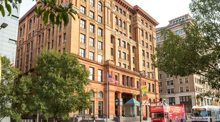 Carroll - The Philadelphia Bourse