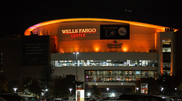 Carroll - The Wells Fargo Center
