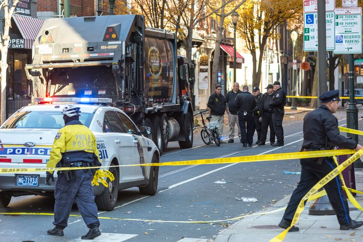 Carroll - Cyclist Killed in Center City