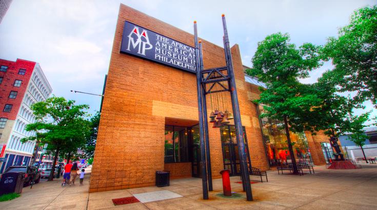 African America Museum in Philadelphia