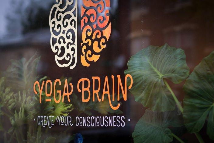 Carroll - We Tried It Yoga Brain