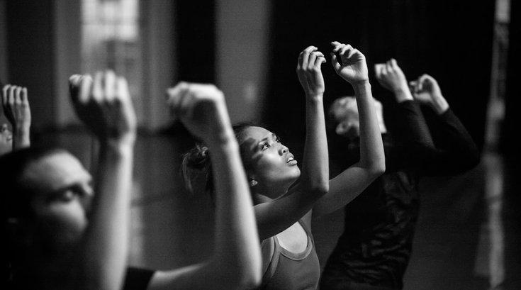 Carroll - Koresh Dance Rehearsal