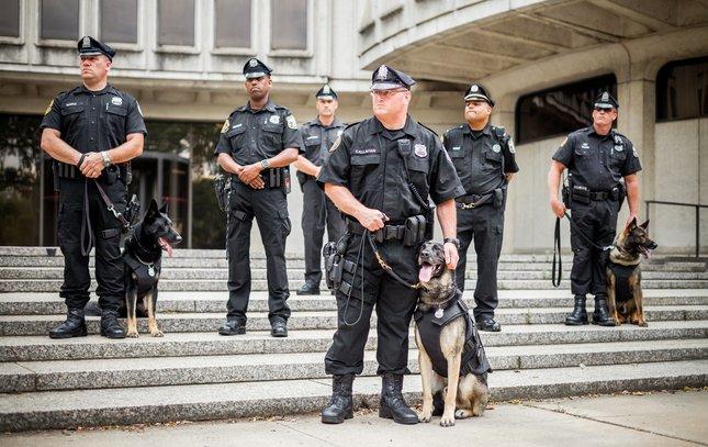 Carroll - Philadelphia Police Department K-9 Officer