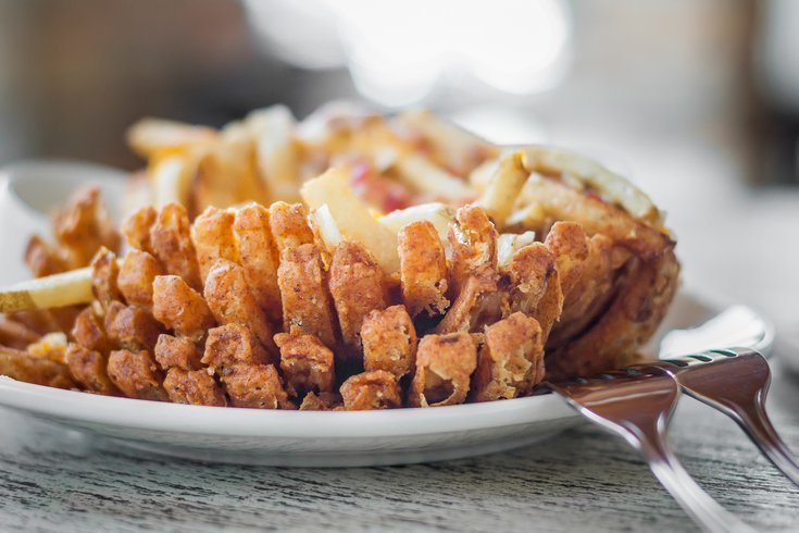 Carroll - Bad For You Outback Steakhouse Bloomin' Onion