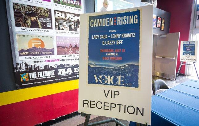 Carroll - Camden Rising