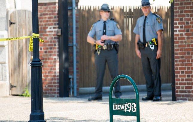 Carroll - FBI Searches IBEW Local 98