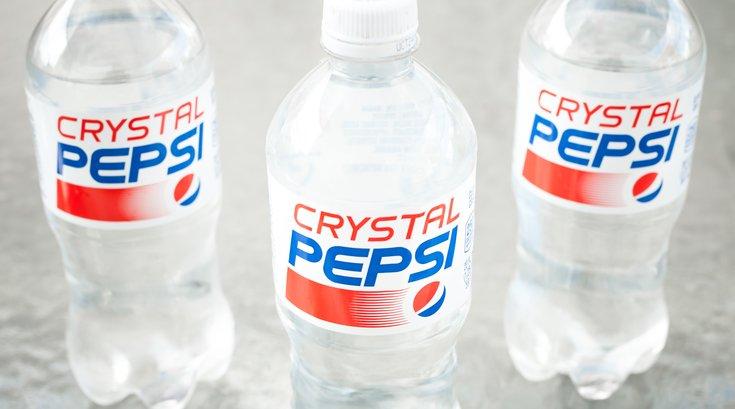 Carroll - Bad For You Crystal Pepsi