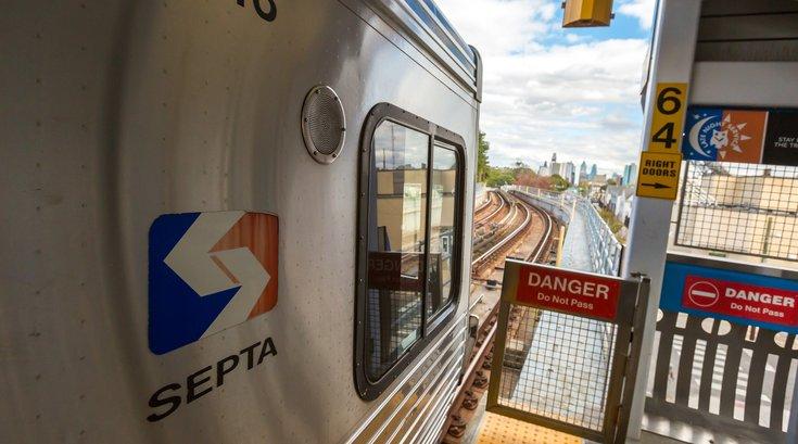 Stock_Carroll - SEPTA Market Frankford Train