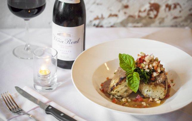 Carroll - Chilean Sea Bass Malbec Restaurant