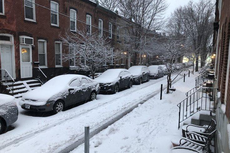 Snow Hypothermia Shooting