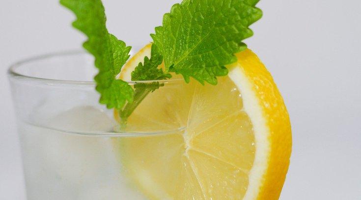 Health Benefits Lemon Water