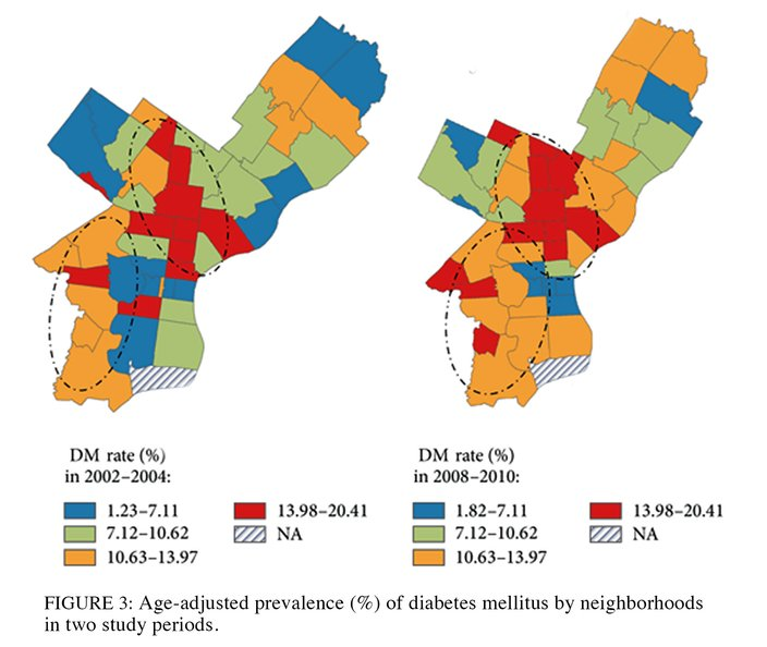A New Number To Watch With Diabetes Your Zip Code Phillyvoice
