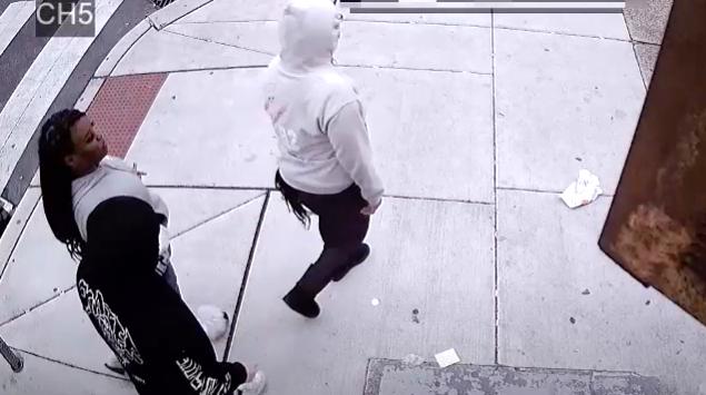 carjacking attack video