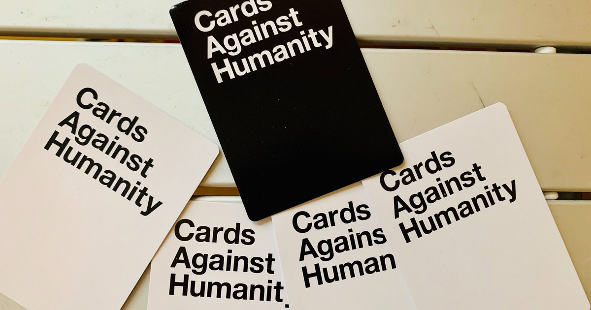 Cards Against Humanity Family Edition Is Available Online To Print For Free While Home During The Covid 19 Crisis Phillyvoice