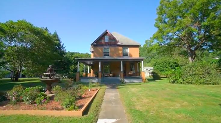 Buffalo Bill Home