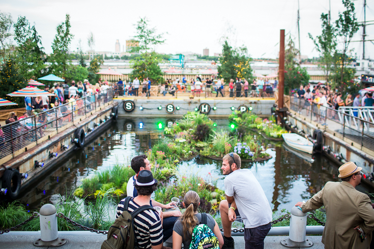 Spruce Street Harbor Park announces opening date 2019
