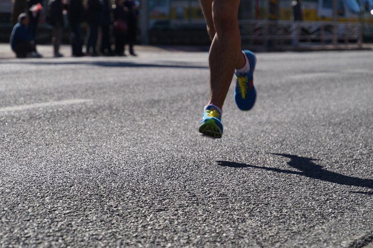 Philadelphia Distance Run
