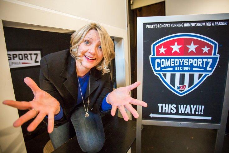Carroll - Dr. Danna Young ComedySportz