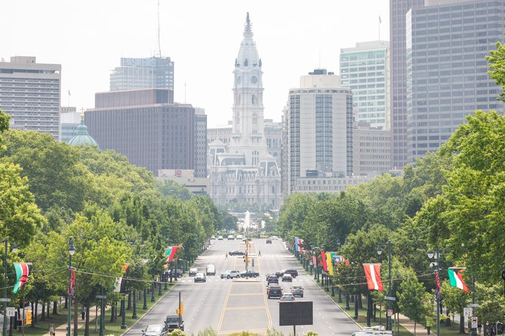 Labor Day weekend in Philly