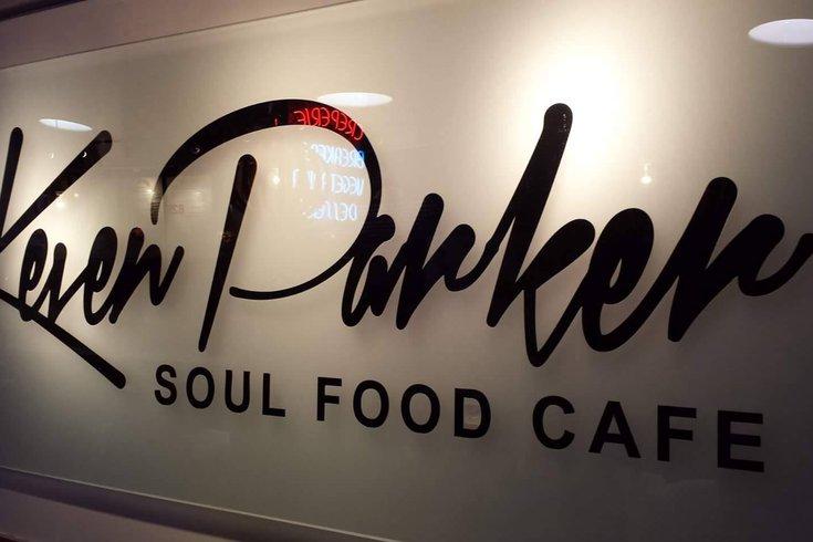 KeVen Parker Philly restaurants