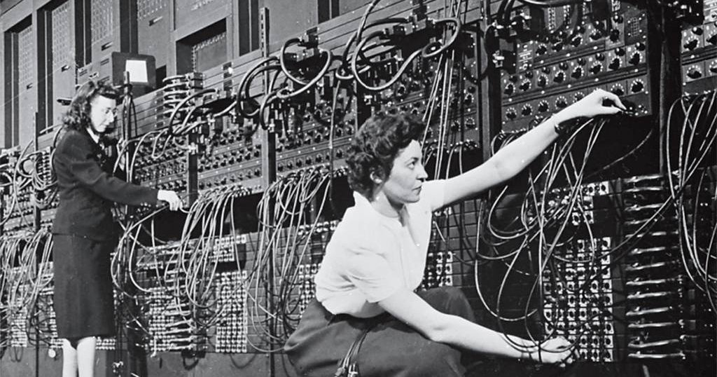 70 years ago, six Philly women became the world's first digital computer programmers