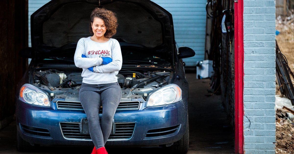 Five for Friday: Girls Auto Clinic's Patrice Banks