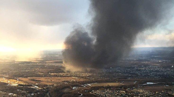 02112016_Hillsborough_Fire