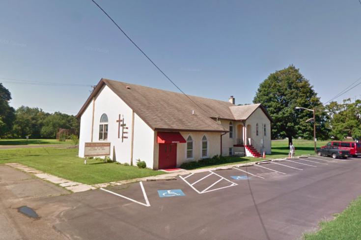 St. Paul's Baptist Church Theft