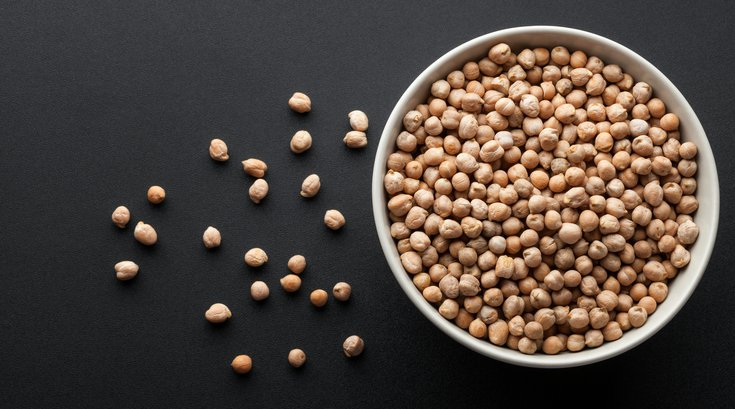 Healthy Foods Chickpeas