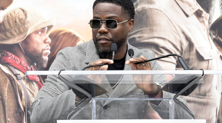 kevin hart personal shopper
