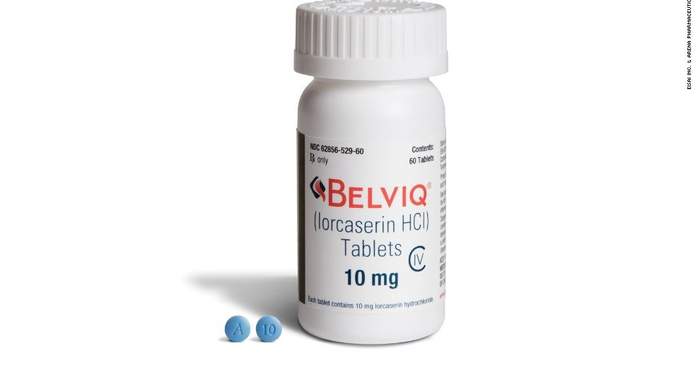Weight loss drug Belviq pulled from market due to cancer concerns