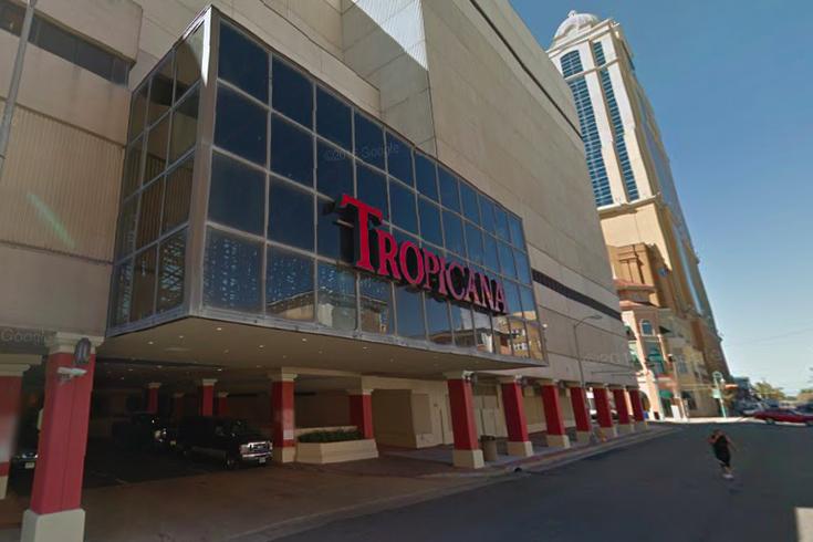 2月14日星期六,在Tropicana大西洋城赢得的110万美元大奖是凯撒娱乐公司历史上最大的累积扑克游戏支付。(photo:PhillyVoice)