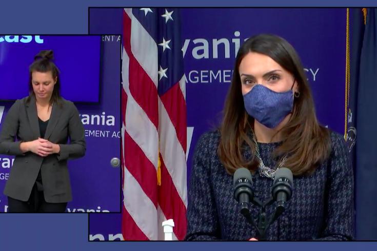 Pennsylvania Vaccine Mistake