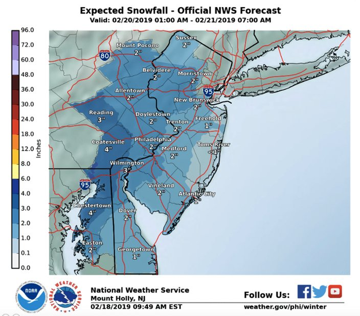 02182019_snow_map_NWS