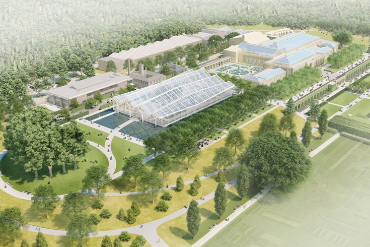 Longwood Gardens Transformation