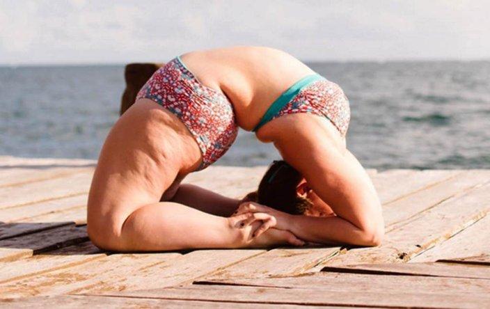 Bucks native, a yoga star on Instagram, tells newbies to ...
