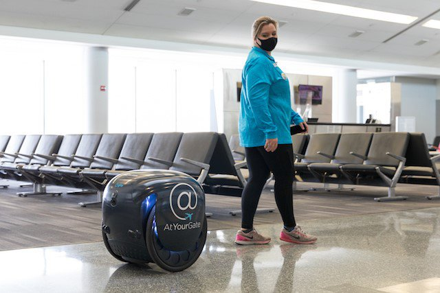PHL Delivery Robots