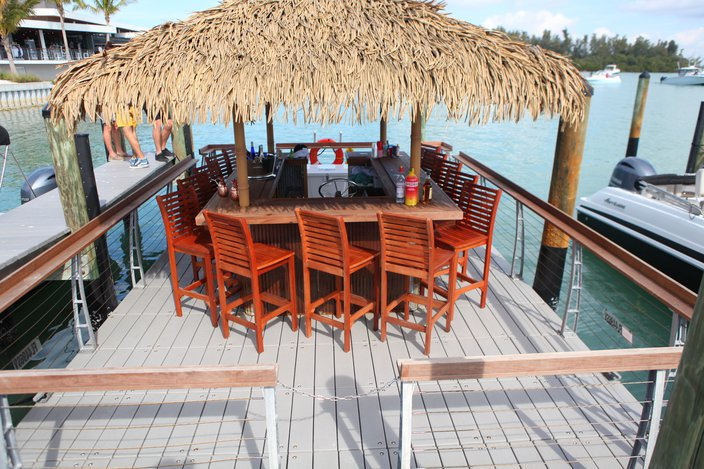 Pau Hana Tiki Boat Tours