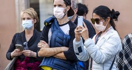 Coronavirus community spread United States