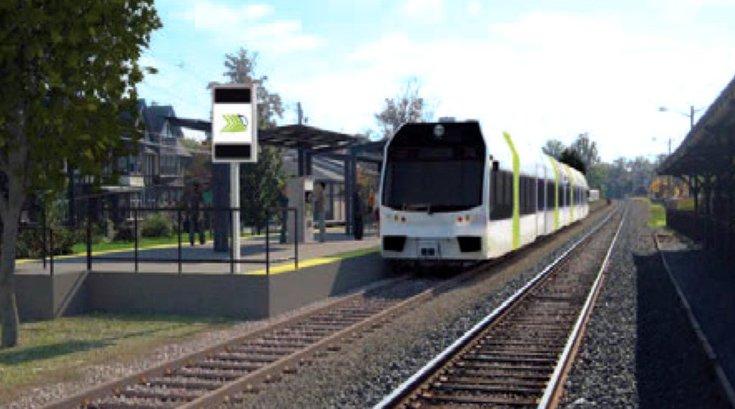 Glassboro Camden Line Main