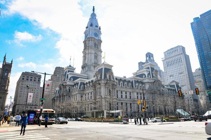 Philly City Hall
