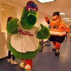 Gritty Phillie Phanatic