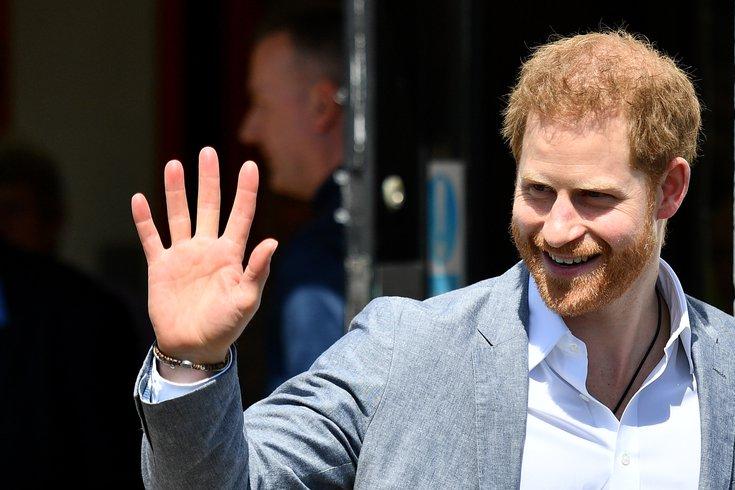 Prince Harry Fresh Prince