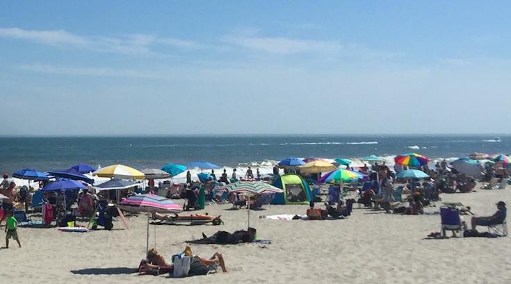 Jersey Shore Umbrellas