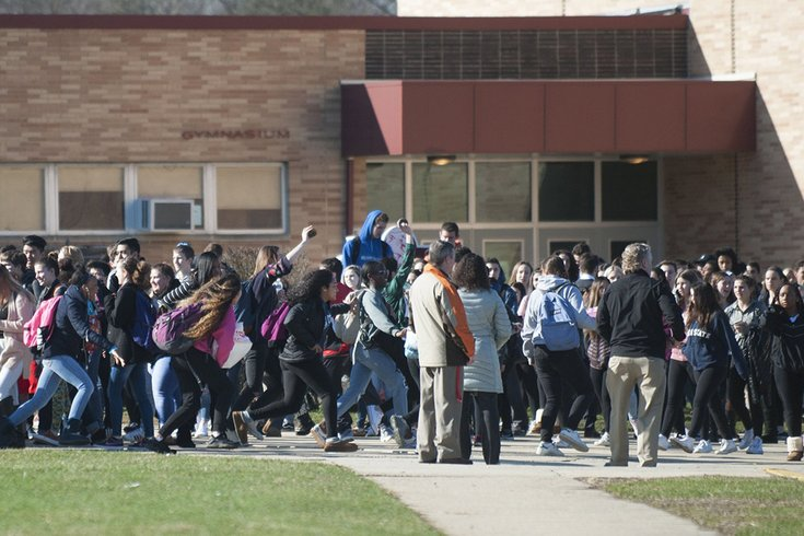 dennis perry rescinds disciplinary threats says school will help organize walkout