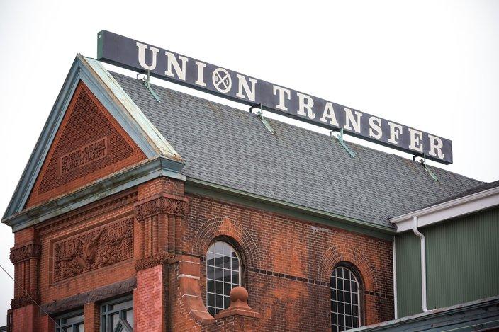 Stock_Carroll - Union Transfer Concert Venue