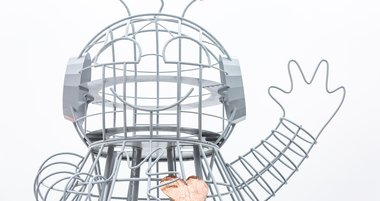 Carroll - Bebot Art Installation